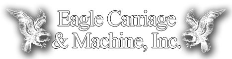 Eagle Carriage & Machine Inc La Grande OR